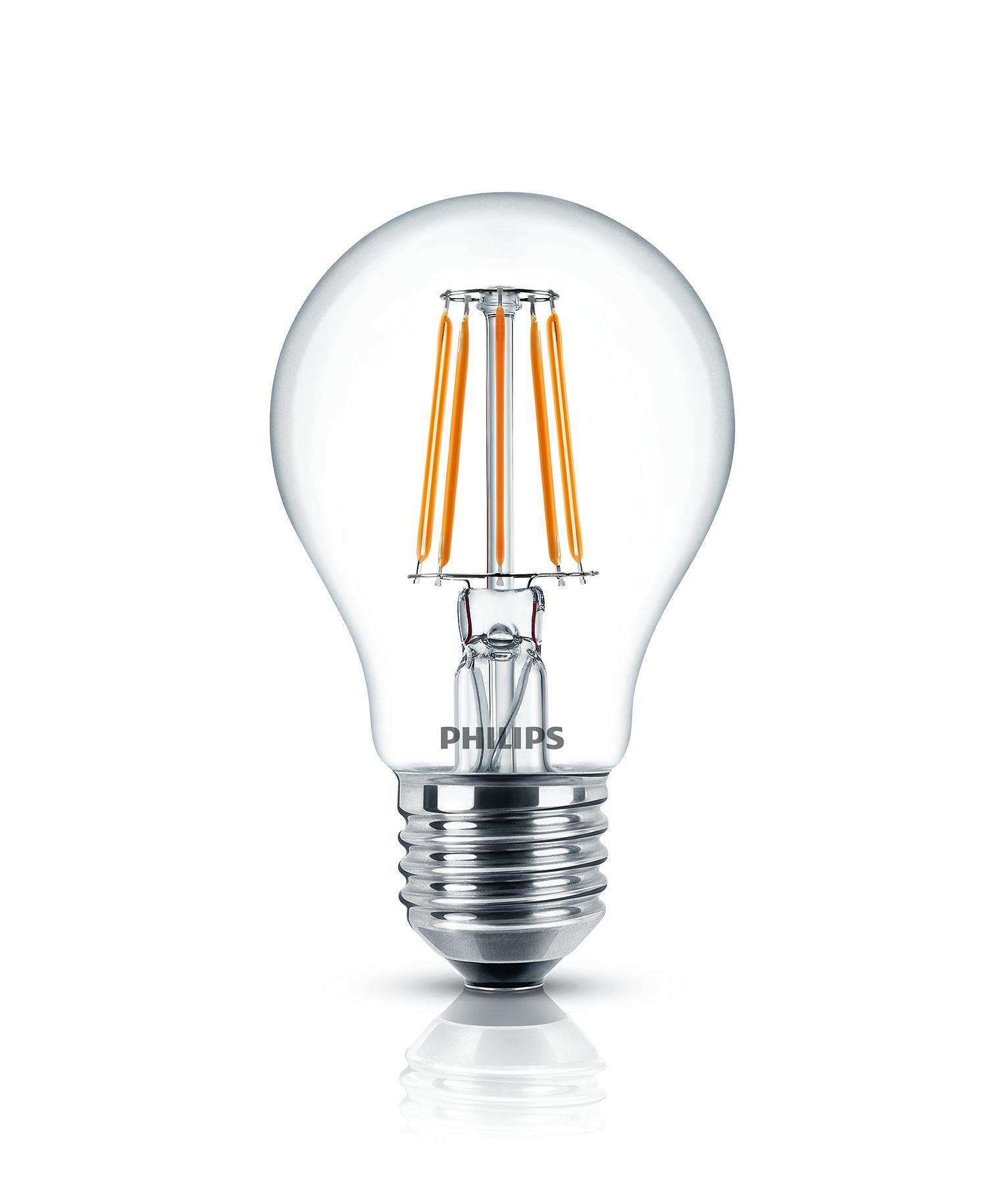 Lampade a led ispirate al passato l impianto elettrico for Lampade a led grandi
