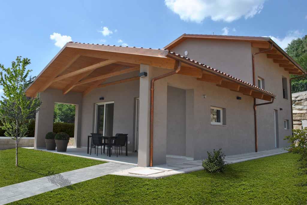 Progetto timberkube abb fornisce le tecnologie per le for Che disegna progetti per le case