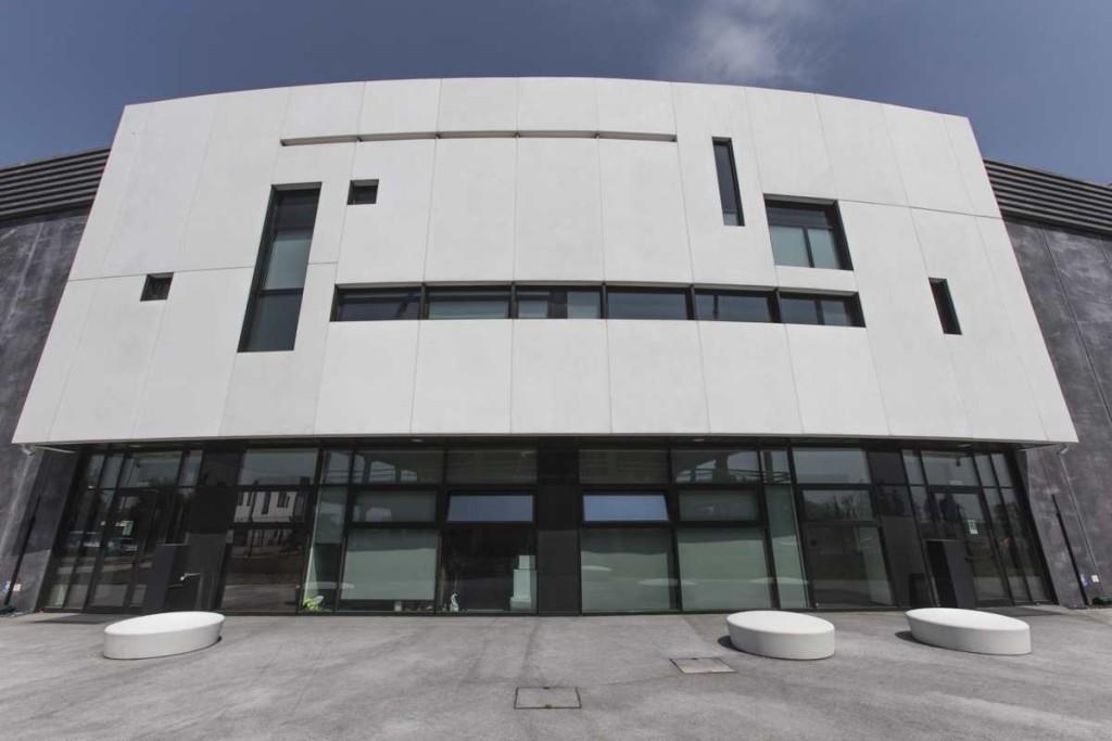 La sede principale di DATA4 a Cornaredo (MI).