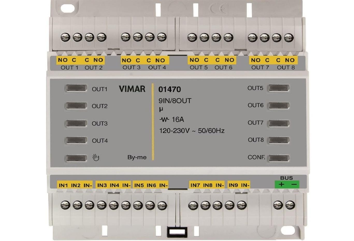 Schema Elettrico Per Domotica : Domotica plug play dispositivi preconfigurati per un