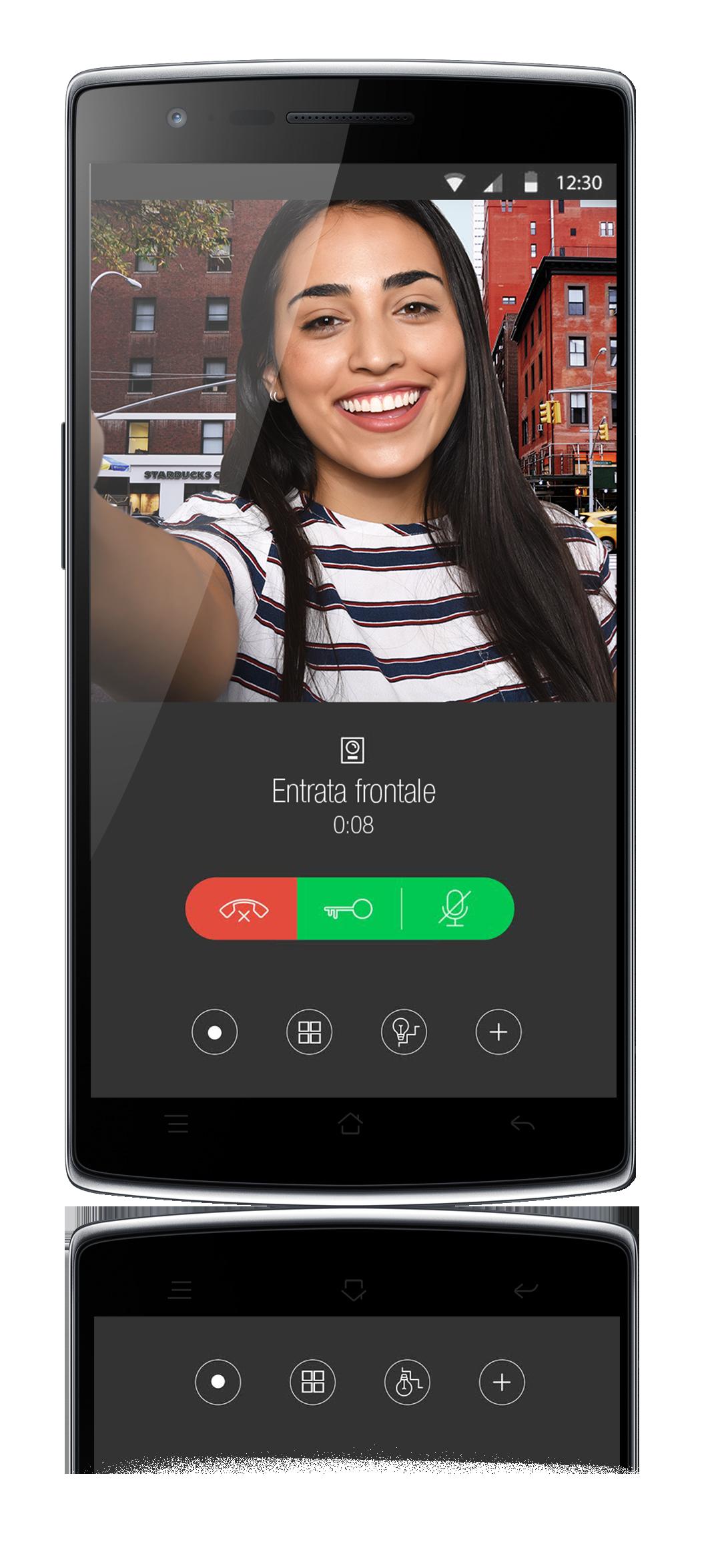 App videocitofonica