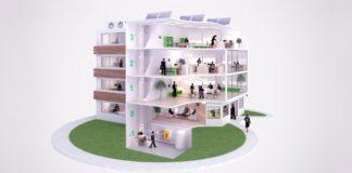piattaforma smart building