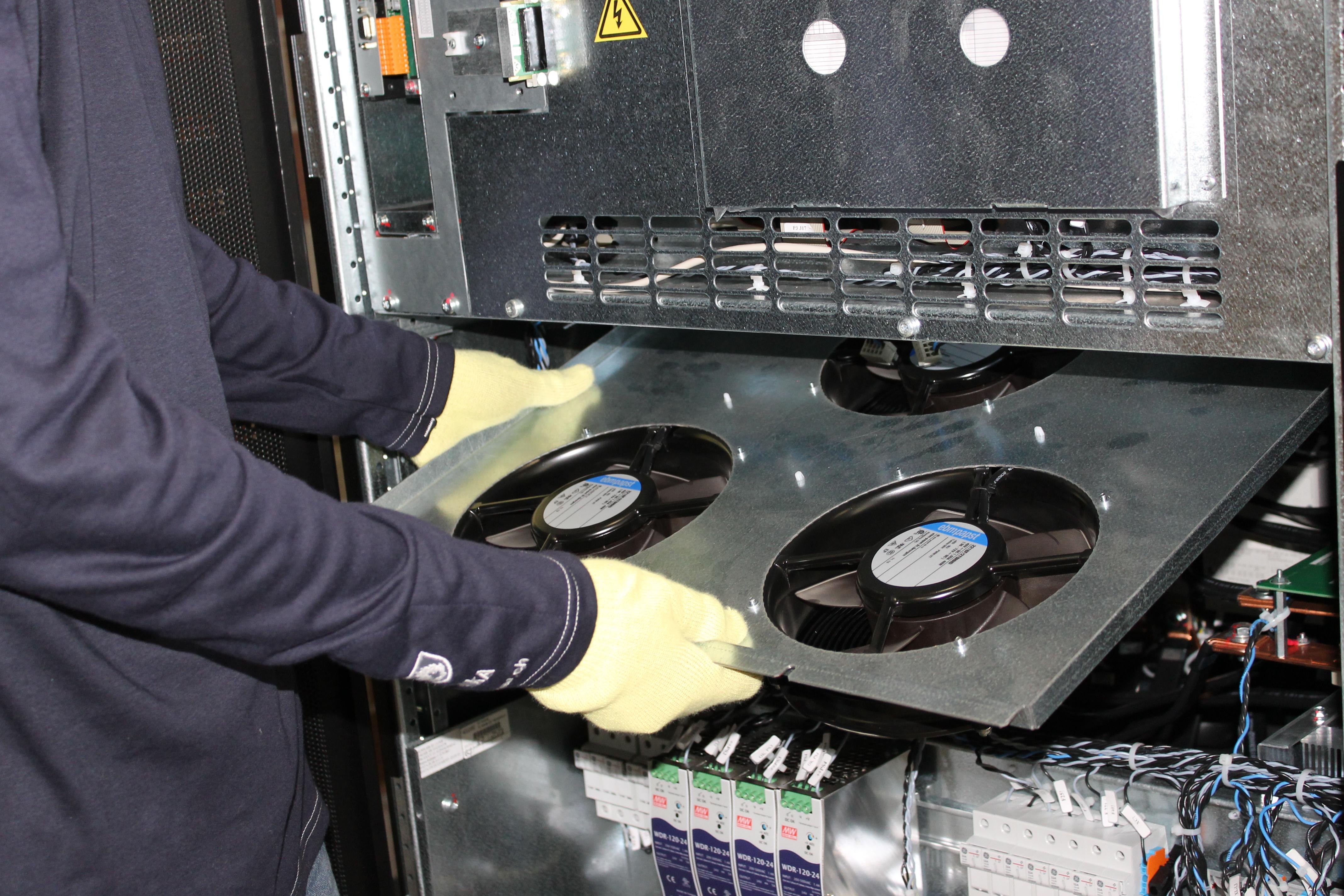 Schemi Elettrici Ups : Come deve essere il locale tecnico di un ups l impianto elettrico